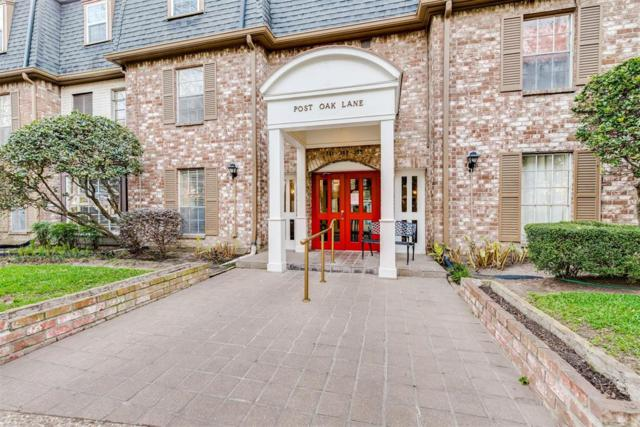 353 N Post Oak Lane #829, Houston, TX 77024 (MLS #69609539) :: Krueger Real Estate