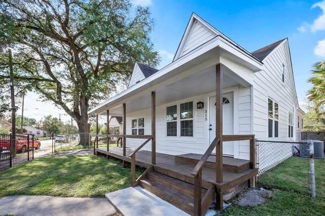 313 N Super Street, Houston, TX 77011 (MLS #69613690) :: The Parodi Team at Realty Associates