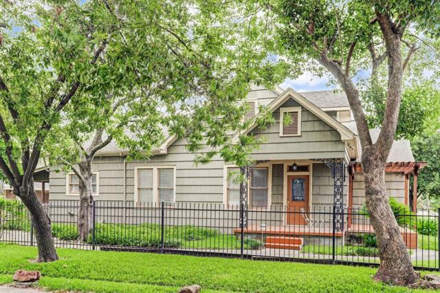 2536 White Oak, Houston, TX 77009 (MLS #69617277) :: Texas Home Shop Realty