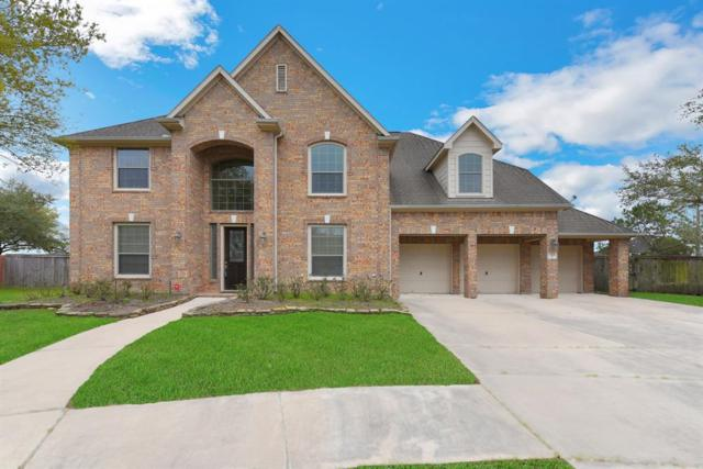 2501 Seabrough Drive, Pearland, TX 77584 (MLS #69617577) :: Texas Home Shop Realty