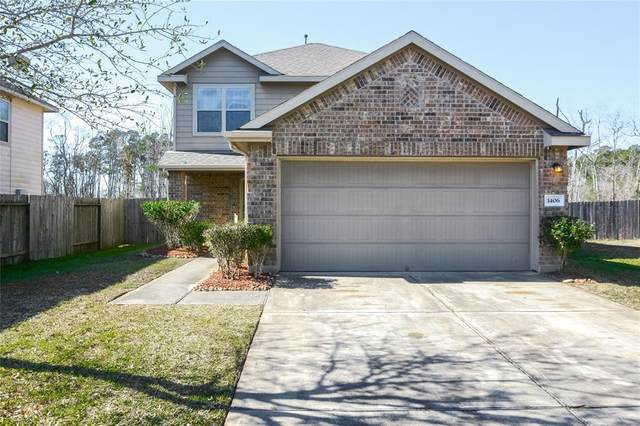 1406 Natural Pine Trail, Conroe, TX 77301 (MLS #69618169) :: The Home Branch