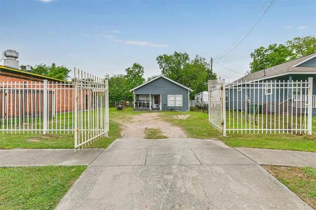 7807 Canal Street, Houston, TX 77012 (#69629972) :: ORO Realty