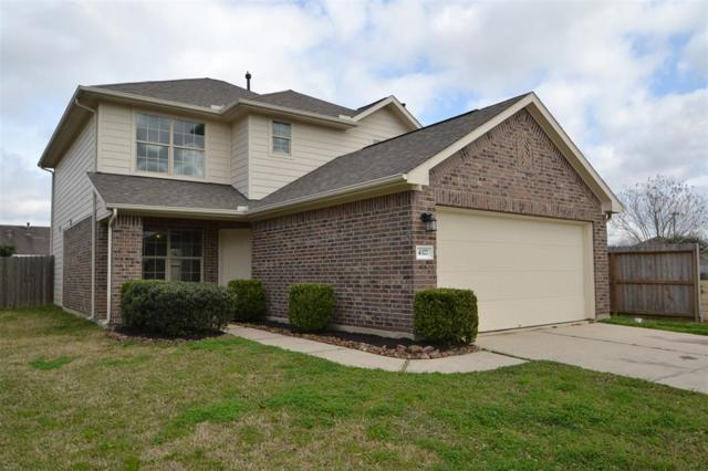 4327 Crossvine Avenue, Baytown, TX 77521 (MLS #69630452) :: The Kevin Allen Jones Home Team