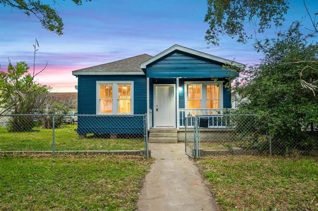 4919 Avenue Q, Galveston, TX 77551 (MLS #69633862) :: Rose Above Realty