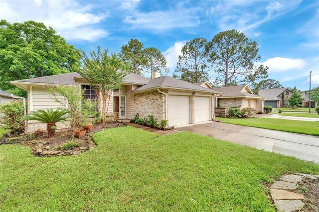 8522 Sparkling Springs Drive, Houston, TX 77095 (MLS #69643530) :: The SOLD by George Team