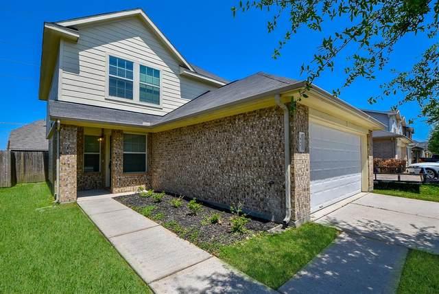 862 Darbydale Crossing Lane, Houston, TX 77090 (MLS #69657114) :: Michele Harmon Team