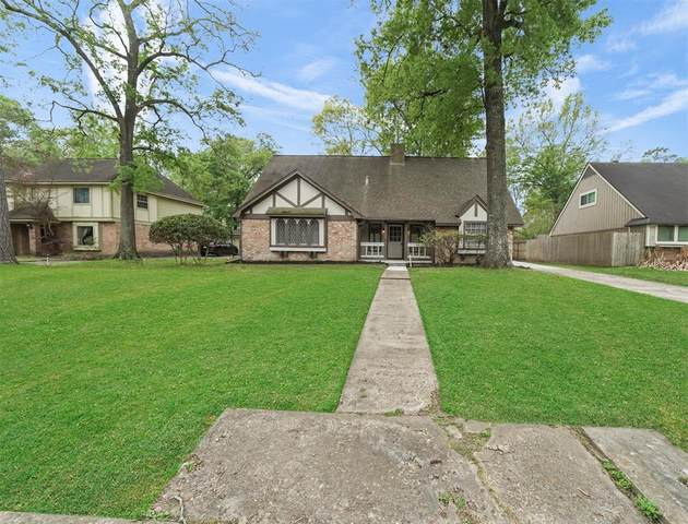 2222 Lakeville Drive, Kingwood, TX 77339 (MLS #69658033) :: The Queen Team