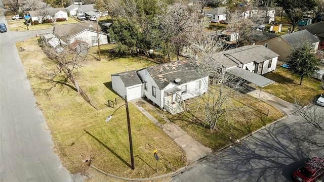 1511 14th Street, Galena Park, TX 77547 (MLS #69671347) :: The Property Guys