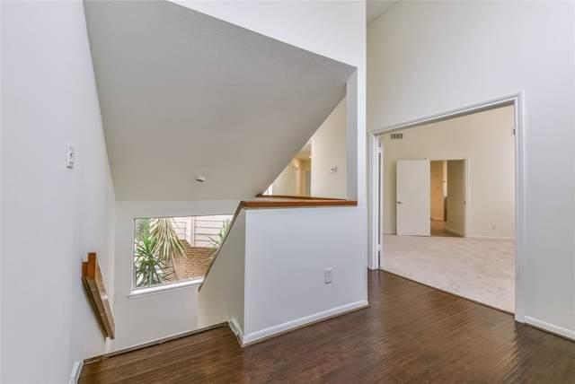 2527 Potomac Drive C, Houston, TX 77057 (MLS #69678823) :: Texas Home Shop Realty
