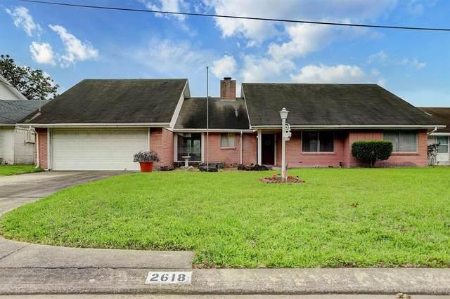 2618 Baycrest Drive, Houston, TX 77058 (MLS #69680873) :: Texas Home Shop Realty