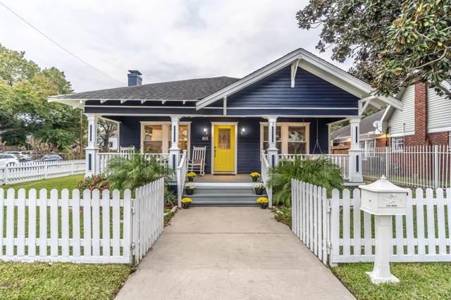 615 Pecore Street, Houston, TX 77009 (MLS #69685551) :: Connect Realty