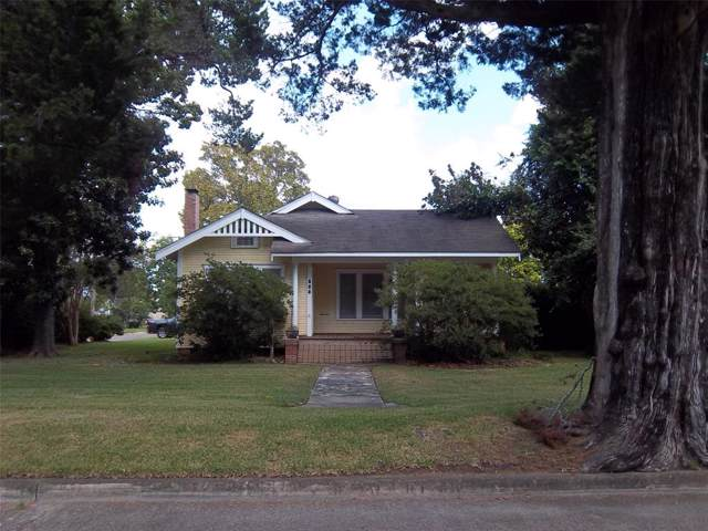 522 Milam Street, Liberty, TX 77575 (MLS #69686645) :: The SOLD by George Team