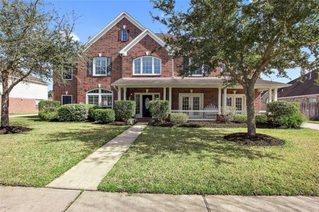 2007 Sandy Lake Drive, Friendswood, TX 77546 (MLS #69688717) :: The Bly Team