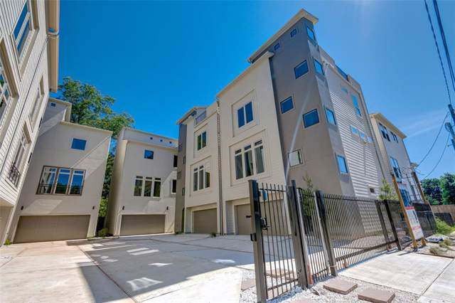 2905 Gillespie Street C, Houston, TX 77020 (MLS #69689097) :: Texas Home Shop Realty