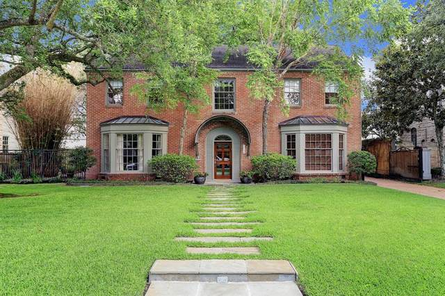 2135 Del Monte Drive, Houston, TX 77019 (MLS #69690524) :: My BCS Home Real Estate Group