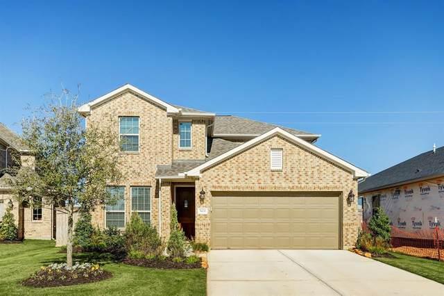 5438 Merlins Trail, Missouri City, TX 77459 (MLS #69695837) :: The Property Guys