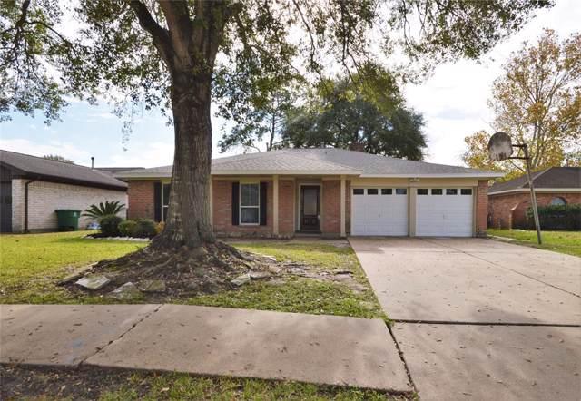 806 Seacliff Drive, Houston, TX 77062 (MLS #69717201) :: Texas Home Shop Realty