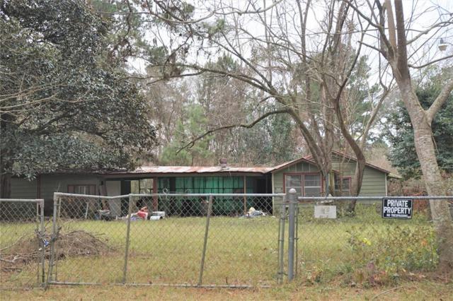 464 Drews Landing Road, Goodrich, TX 77335 (MLS #69717922) :: Texas Home Shop Realty