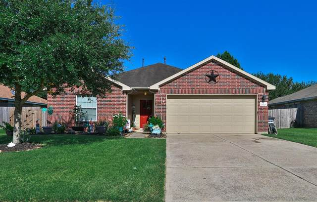 7023 Twin Creek Drive, Hitchcock, TX 77563 (MLS #69718405) :: The Bly Team