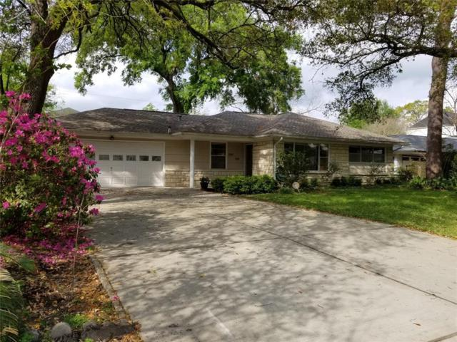 5004 Holt Street, Bellaire, TX 77401 (MLS #69721875) :: Texas Home Shop Realty