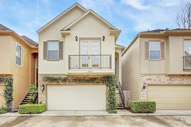10819 Almeda Park Drive, Houston, TX 77045 (MLS #69724792) :: The SOLD by George Team