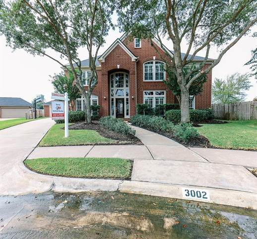 3002 Lakehill Drive, Pearland, TX 77584 (MLS #69726621) :: Green Residential