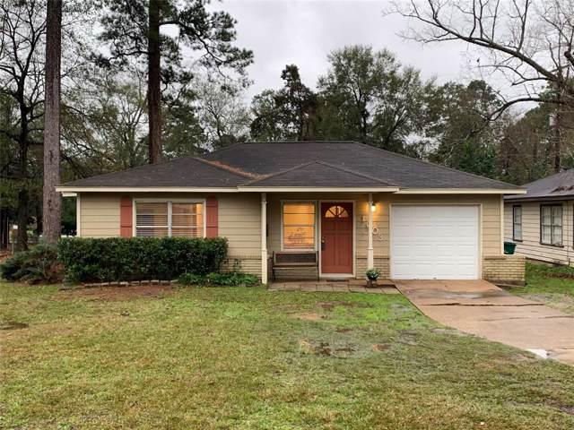 1003 Callahan Avenue, Conroe, TX 77301 (MLS #69726896) :: Ellison Real Estate Team