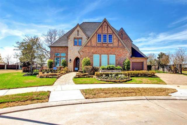 618 Vineyard Hollow Court, Richmond, TX 77406 (MLS #69731482) :: Giorgi Real Estate Group