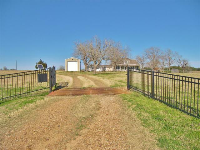3241 Dubina-Weimar Road, Weimar, TX 78962 (MLS #69732507) :: The Sansone Group