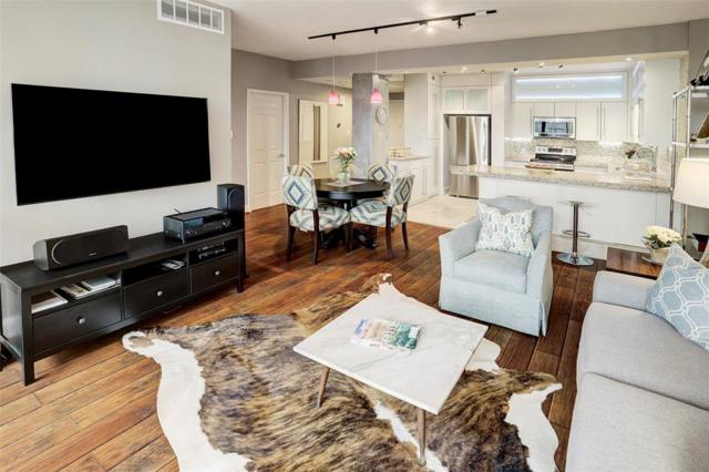 15 Greenway Plaza 15C, Houston, TX 77046 (MLS #69733685) :: Giorgi Real Estate Group