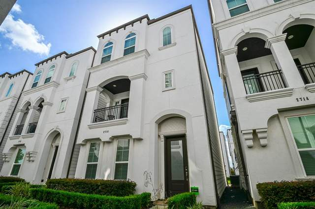 2716 Freund Street, Houston, TX 77003 (MLS #69745500) :: My BCS Home Real Estate Group