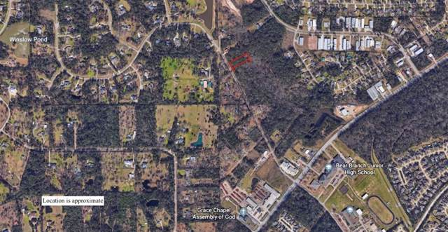 Lot 90 Miller Road, Magnolia, TX 77354 (MLS #69756356) :: Caskey Realty