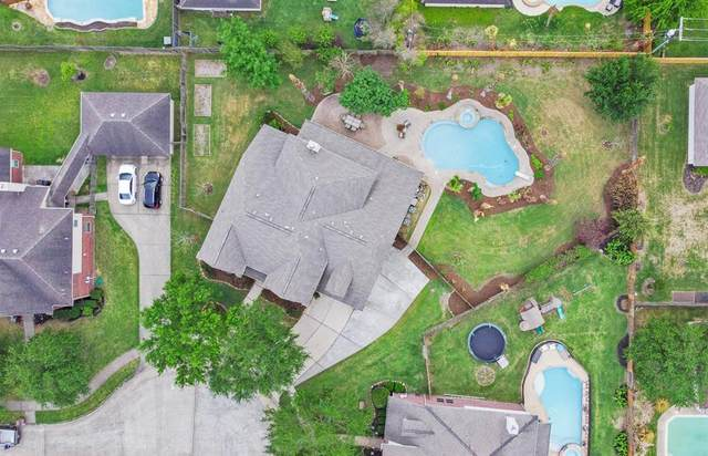 1013 High Ridge Drive, Friendswood, TX 77546 (MLS #69758396) :: The Freund Group