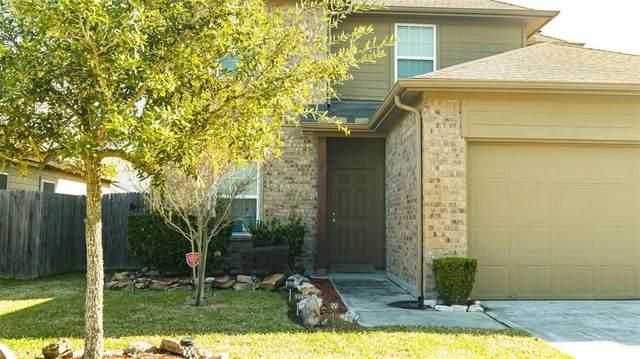 7022 Jacktree Lane, Baytown, TX 77521 (MLS #69774992) :: The SOLD by George Team