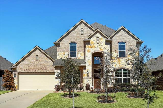 7507 Irby Cobb Boulevard, Richmond, TX 77469 (MLS #6978265) :: Michele Harmon Team