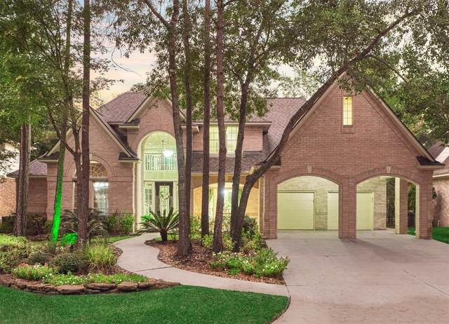 36 Shearwater Place, The Woodlands, TX 77381 (MLS #69790886) :: Connect Realty