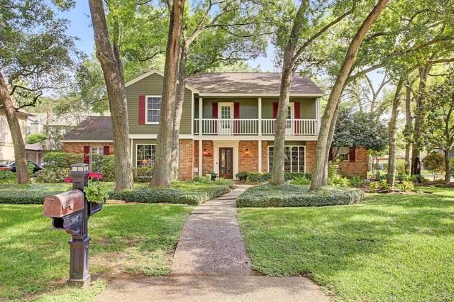 14802 Carolcrest Drive, Houston, TX 77079 (MLS #69795531) :: The SOLD by George Team