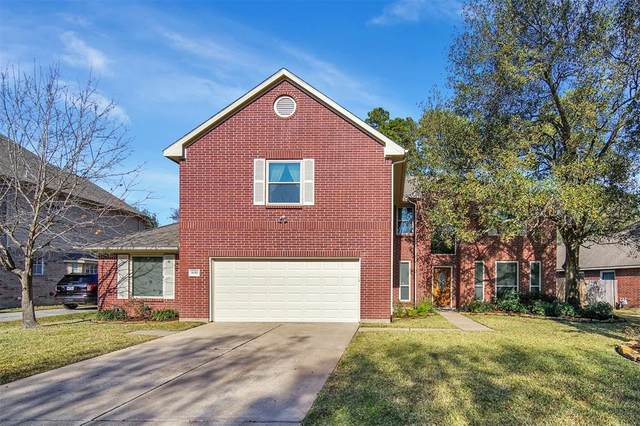 9010 Southleigh Drive, Spring, TX 77379 (MLS #69799276) :: Christy Buck Team
