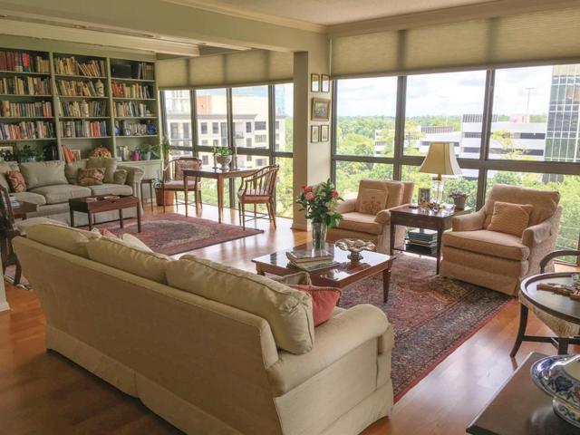 5001 Woodway Drive #901, Houston, TX 77056 (MLS #69800532) :: Giorgi Real Estate Group