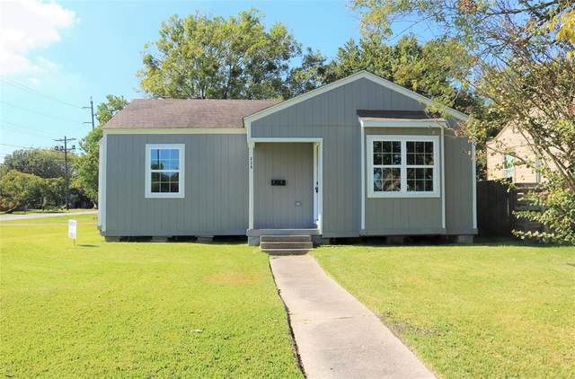 226 S 4th Street, La Porte, TX 77571 (MLS #69804667) :: Lerner Realty Solutions