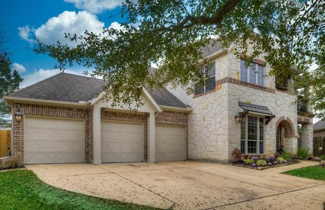 303 Arbor Ridge Lane, Conroe, TX 77384 (MLS #69805317) :: Ellison Real Estate Team