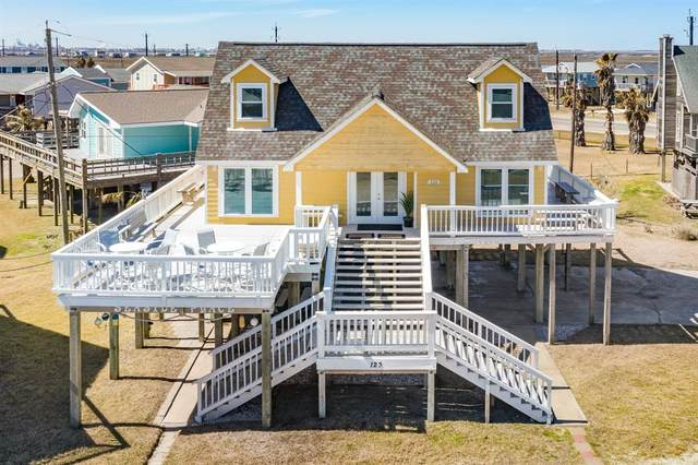 123 Seagull Avenue, Surfside Beach, TX 77541 (MLS #69808847) :: The SOLD by George Team