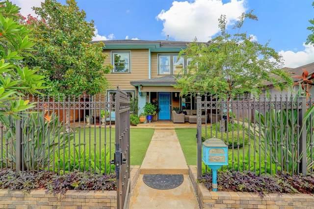 1620 Marshall Street, Houston, TX 77006 (MLS #69813876) :: Giorgi Real Estate Group