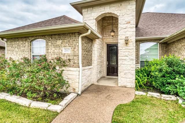 2117 Blackjack Dr, College Station, TX 77845 (MLS #69816284) :: Texas Home Shop Realty
