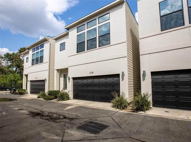 2138 Naomi Street, Houston, TX 77054 (MLS #69824981) :: Green Residential