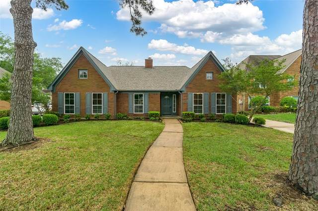 2105 Murfield Drive, League City, TX 77573 (MLS #69830258) :: Ellison Real Estate Team