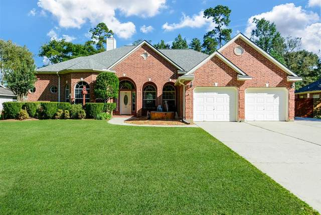 7506 Revelwood Drive, Magnolia, TX 77354 (MLS #69835927) :: Keller Williams Realty
