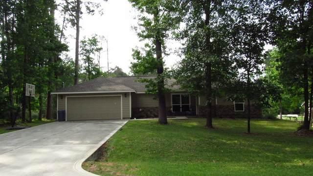 45 Lakeway Drive, Trinity, TX 75862 (MLS #69838560) :: The Heyl Group at Keller Williams