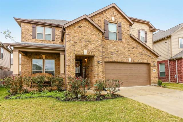 3326 Vintage View Lane, Pearland, TX 77584 (MLS #69842400) :: Texas Home Shop Realty