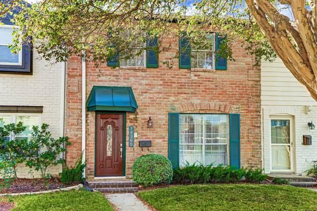14365 Lost Meadow Lane #14365, Houston, TX 77079 (MLS #6984922) :: Texas Home Shop Realty